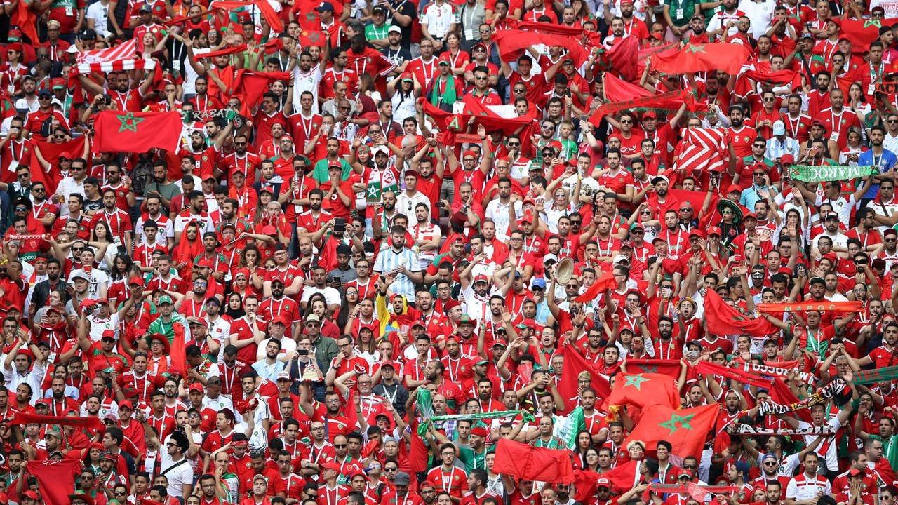supporters maroc