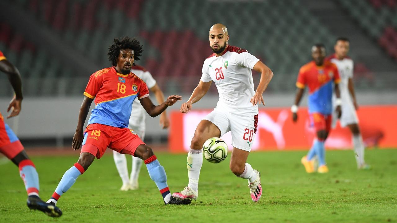 maroc match football
