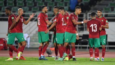maroc victoire